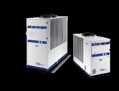 TAEevo LWT Prozess-Kaltwassersatz 4,5 kW bis 52,5 kW