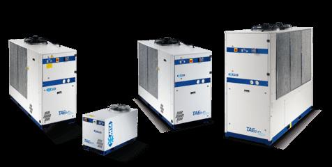 TAEevo Tech Eurokühler  bis  237 kW