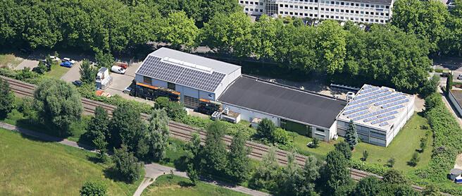 Firmenzentrale in Lindau im Bodensee