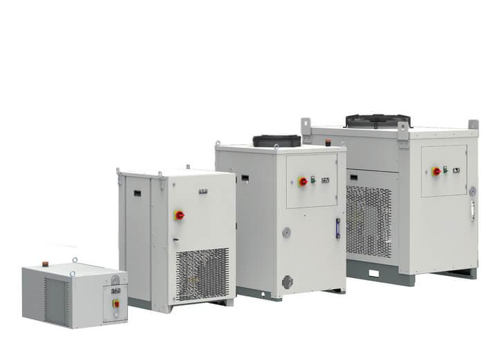 TCW-/TAL-Baureihe 0,9 kW bis 20 kW