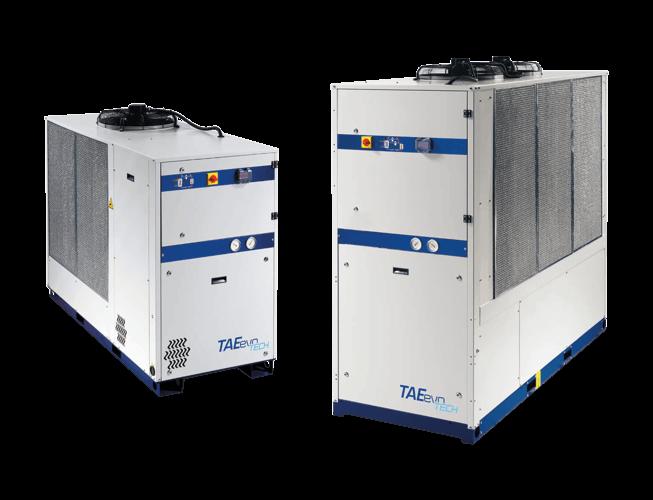 TAEevo Tech Eurokühler 7,6 kW bis 237 kW