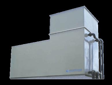 Kühlturm RAD-Baureihe