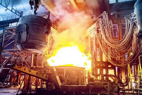 Stahlindustrie Kühlung: die passende Kältemaschine für Ihren Bedarf