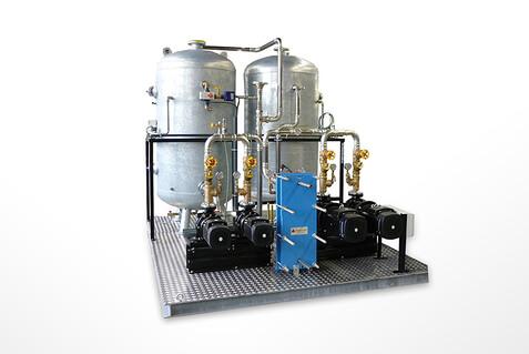 Anlagenbau: Maßgeschneiderte Kühllösung für Ihren Kältebedarf